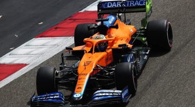 F1 testiranja: Najhitrejši Ricciardo z McLarnom, Ferrari in Mercedes v težavah