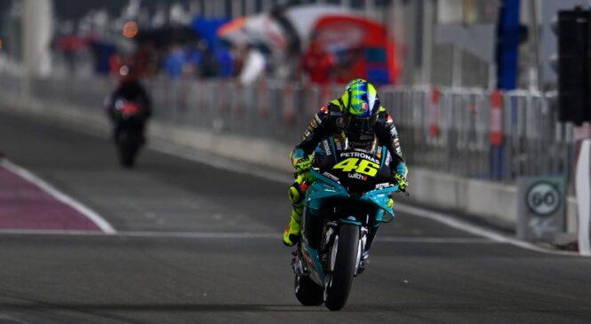 Rossi zadovoljen z Yamaho, Ducati pa v najboljši formi izmed vseh