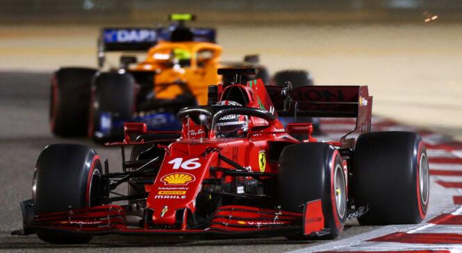 Formula 1 potrdila sprinterske kvalifikacijske dirke v 2021