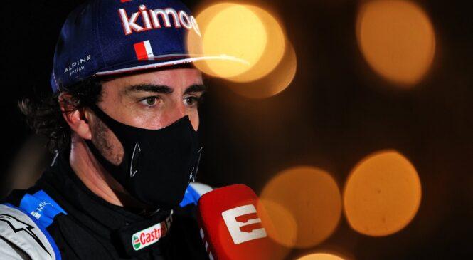 Alonso odložil izdajo avtobiografije, ker želi povedati resnico