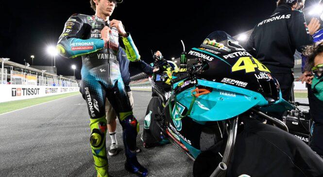 VALENTINO ROSSI ne ve, če bo na evropskih dirkah našel FORMO
