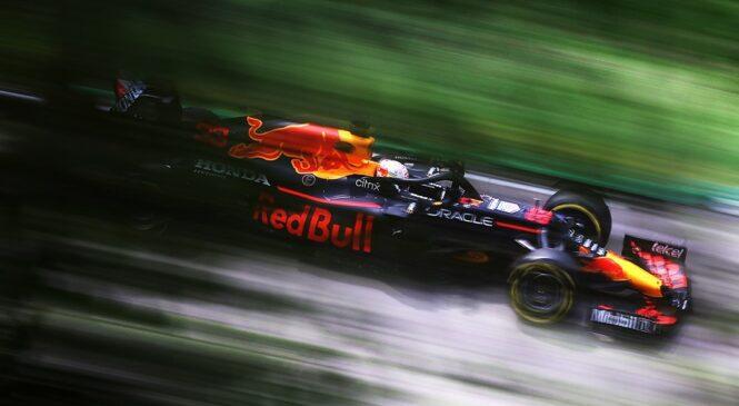 F1 VN Emilije Romanje FP3: Verstappen pol sekunde pred Hamiltonom
