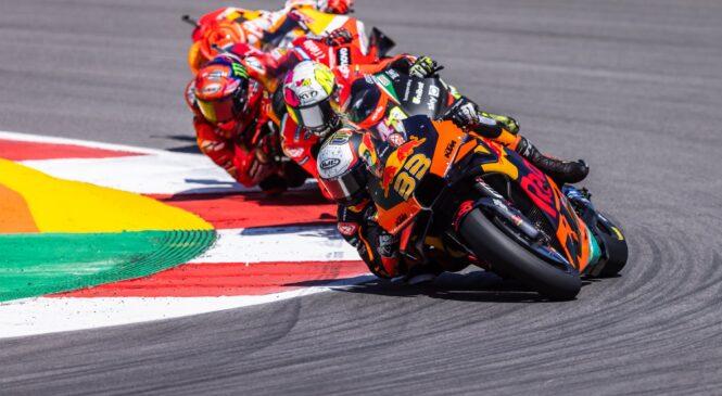 MotoGP, Jerez: Binder najhitrejši na FP1, Marquez 3.