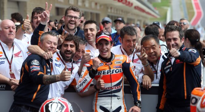 Marquez: V Jerezu še ne bom pokazal vsega
