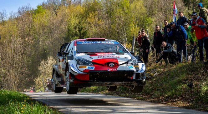 WRC Rally Hrvaška: Ogier zmagovalec relija z 0.6 sekunde prednosti pred Evansom