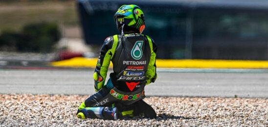 Valentino Rossi: Čudno je prehiteti svojega brata