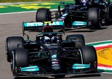 F1 Imola FP2: Bottasu tesno pred Hamiltonom in Gaslyem