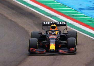 F1 Imola: Verstappen zmagovalec, Hamilton kljub veliki napaki drugi