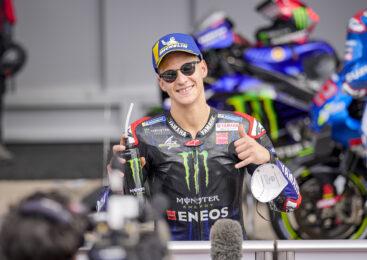 MotoGP VN Portugalske: Quartararo zmagovalec, Marquez do točk