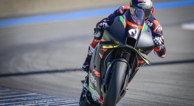 ANDREA DOVIZIOSO: Prihodnjo sezono bi rad dirkal v MOTOGP