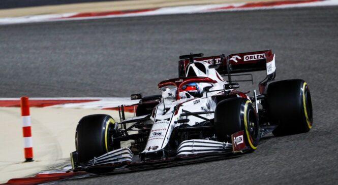 KIMI RAIKKONEN: Prihodnost v F1 ni odvisna od rezultatov