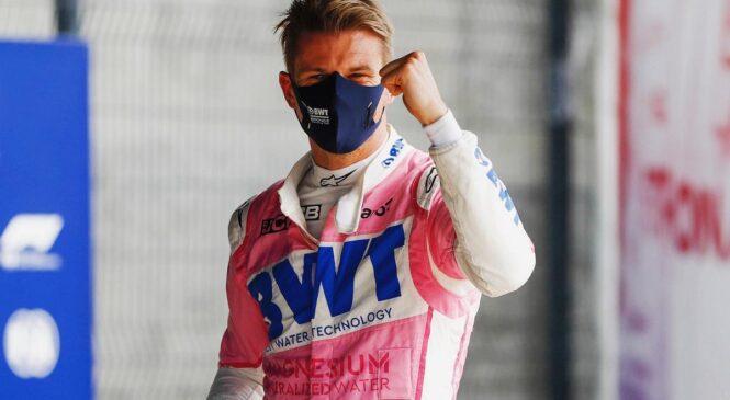 Nico HULKENBERG rezervni dirkač ASTON MARTIN F1