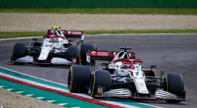 Alfa Romeo zahteva ponoven pregled Raikkonenove kazni iz Imole