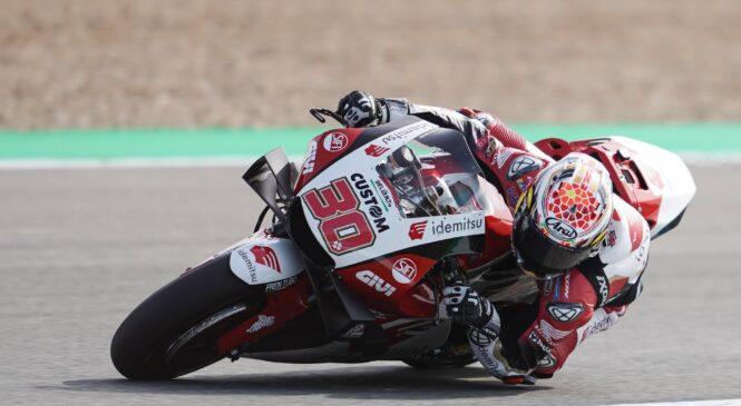 MotoGP, Jerez FP3: Nakagami najhitrejši, grd padec Marqueza