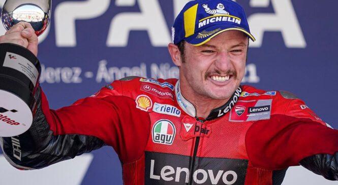 Miller trdo garal za zmago v Španiji