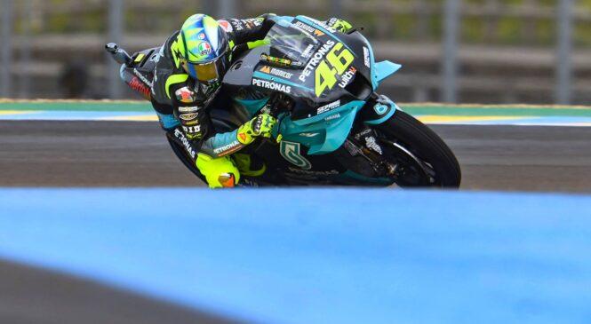 Rossi po trdem delu v Jerezu našel boljšo formo v Le Mansu