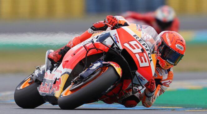 Marquez: Honda ni blizu zmagi
