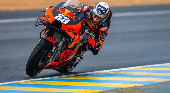 Oliveira: Rezultati so slabši od napredka razvoja motorja KTM