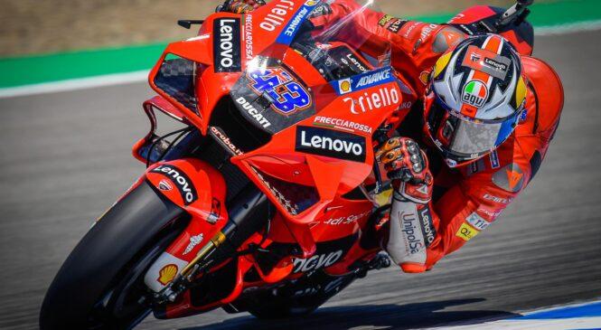 MotoGP VN Španije: JACK MILLER do zmage v Jerezu