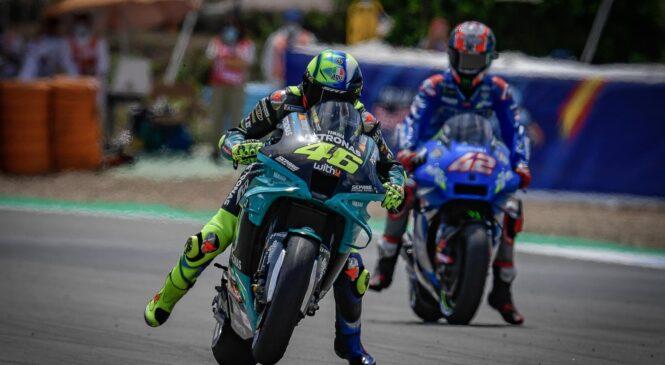 Lorenzo: Rossi je počasen in nenatančen, pričakoval sem več