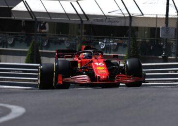 F1: Leclercu najboljši štartni položaj na prekinjenih kvalifikacijah