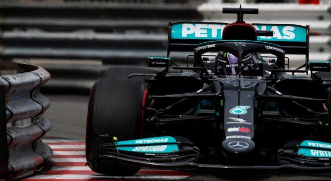Hamilton po dirki udaril po Mercedesu: Slabo smo se odrezali