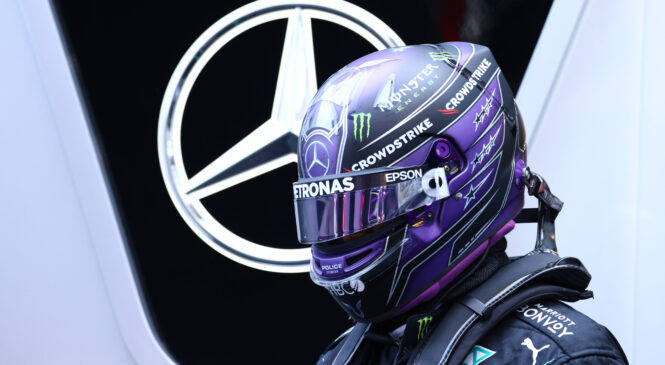 Lewis Hamilton v Španiji do 100. 'pole positiona' v karieri