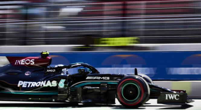 Hamilton v Španiji prelisičil Red Bull in premagal Verstappna