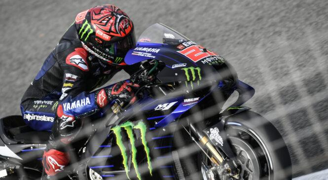 MotoGP Jerez, kvalifikacije: Quartararo osvojil najboljši štartni položaj