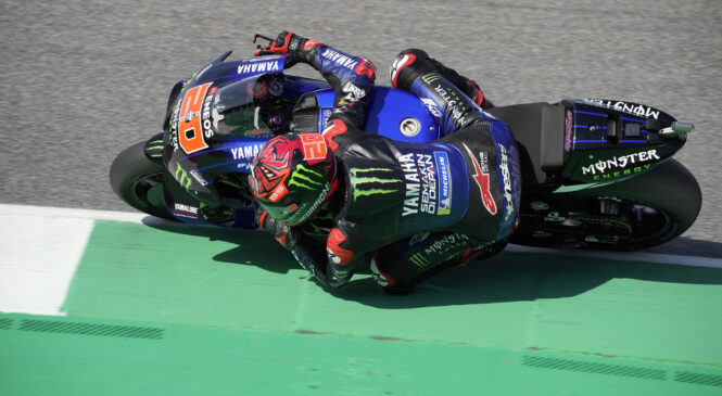 MotoGP: FABIO QUARTARARO zmagal v MUGELLU