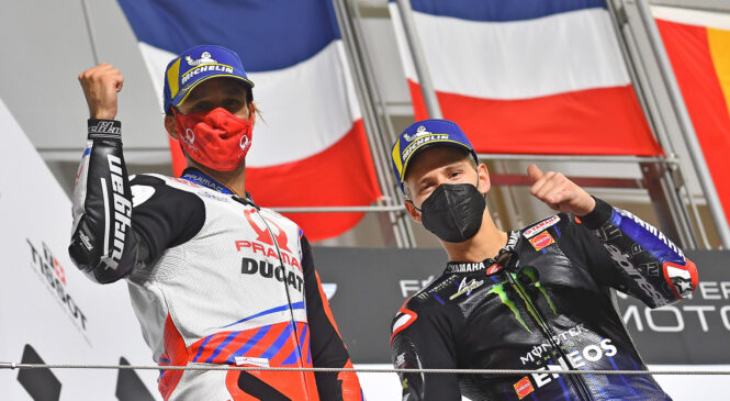 Se Franciji v Le Mansu obeta dvojna zmaga?