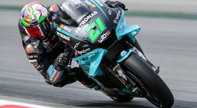 MotoGP: Morbidelliju 3. trening, Quartararo tretji