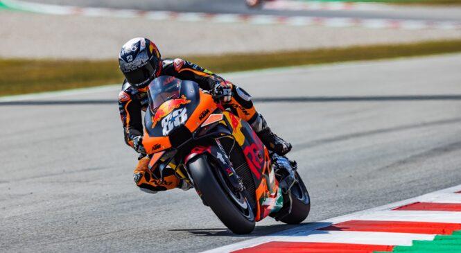 MotoGP: MIGUEL OLIVEIRA je zmagal na dirki v KATALONIJI
