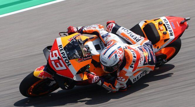MotoGP: Kralj Sachsenringa ostaja nepremagan! Marc Marquez zmagovalec dirke v Nemčiji