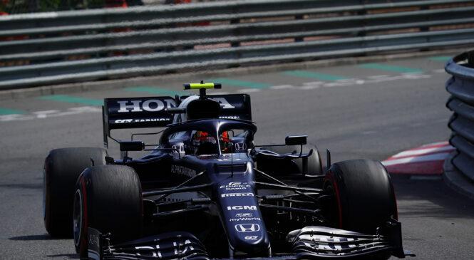 F1: Gaslyu tretji trening, Verstappen trčil v zid