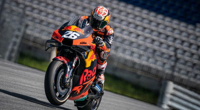 Dani Pedrosa se bo še letos vrnil na dirke MotoGP