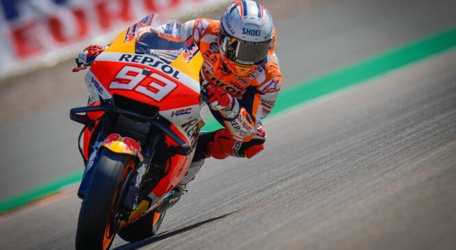 MotoGP: Marquez najhitrejši na 1. treningu