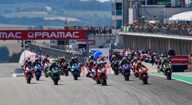 Urnik MotoGP VN NEMČIJE 2021: