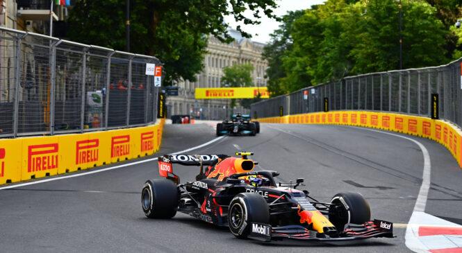 F1: PEREZ zmagovalec NORE dirke v BAKUJU