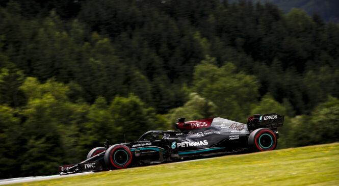 F1: Hamiltonu zadnji trening pred kvalifikacijami