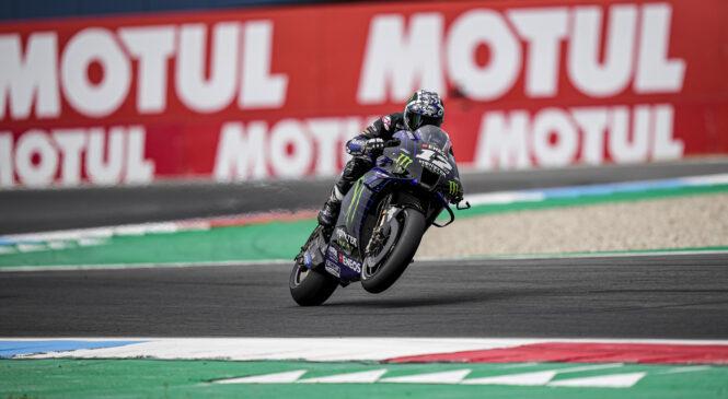 MotoGP: Vinalesu tudi 3. trening, Rossi v Q2