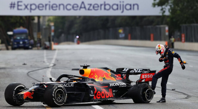 Pirelli: Red Bull in druga moštva v Bakuju niso upoštevala naših smernic