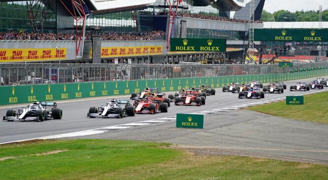 Formula 1 ta konec tedna v Silverstonu po revolucionarnem urniku