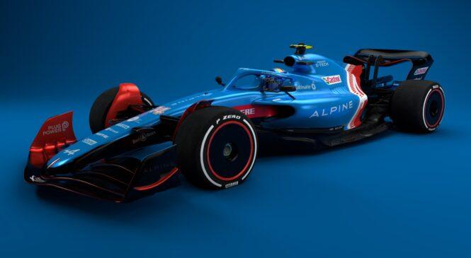 Dirkalniki F1 2022 v barvah letošnjih moštev