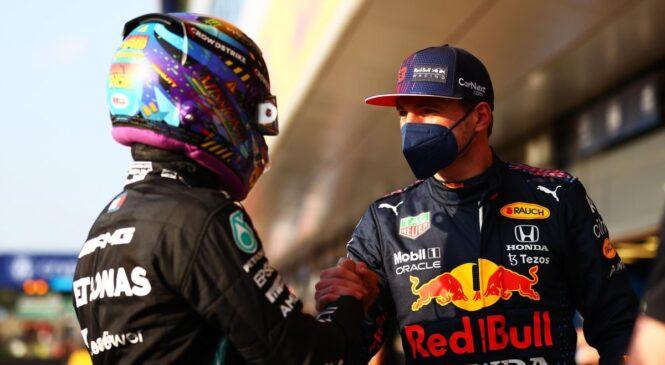 Wolff ne izključuje še več trčenj Hamiltona in Verstappna