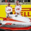 Prosta izbira dirkačev Alfe Romeo za sezono 2022