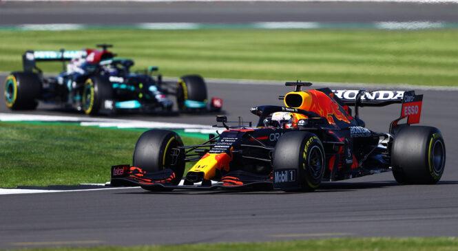 Verstappen zmagovalec prve sprint kvalifikacijske dirke Formule 1