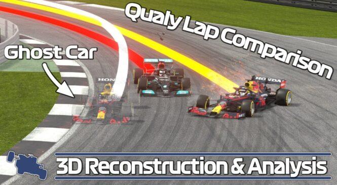 Video dokaz, kako močno se je trku izogibal Verstappen