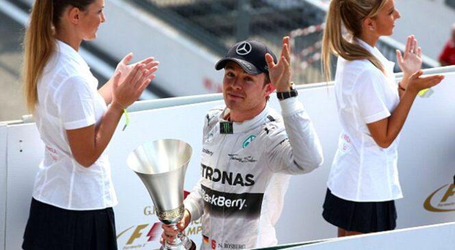 Nico Rosberg je zavrnil pogodbo, da bi se upokojil kot prvak