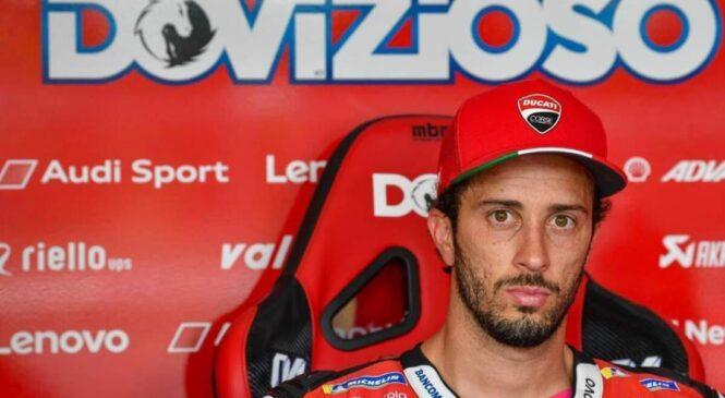 Dovizioso se vrača v MotoGP s Petronas Yamaho na dirki v Misanu